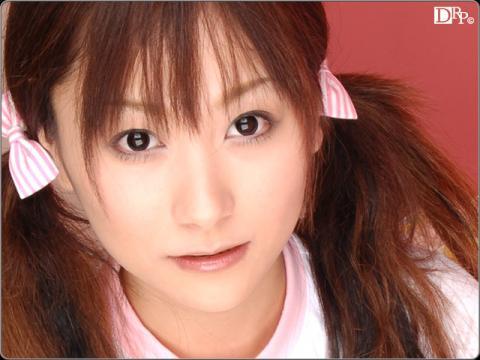 パイパンマンコのAV女優「春野みく」あまえんぼう!体操服のブルマが激カワ!